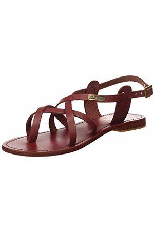 Les Tropéziennes par M Belarbi Women's Olivine Sling Back Sandals