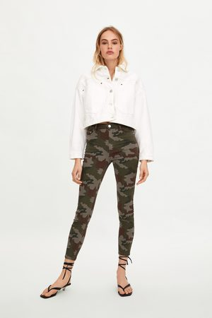 a0b8ca92 Buy Zara Slim & Skinny Trousers for Women Online | FASHIOLA.co.uk ...