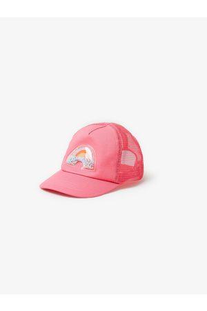 Zara Mesh cap with appliqué
