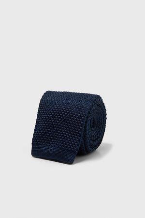 Zara Knit tie