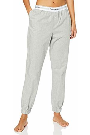 Calvin Klein Women's Jogger Sports Trousers, Heather 020