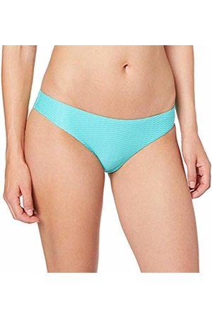 Seafolly Women's La Luna Hipster Bikini Bottoms, Turquoise Antigua