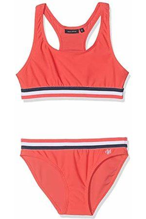Marc O' Polo Girl's Bikini Swimwear Set, (Cayenne|