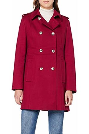 Tommy Hilfiger Women's Madison Coat (Beet 840)