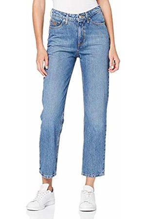 Tommy Hilfiger Women's Th Ess Classic Straight Hw C Ela Jeans, 912