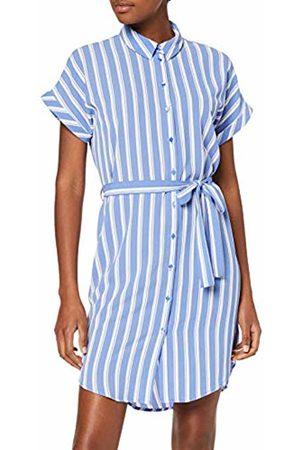 Vero Moda Women's Vmsasha Shirt Ss Dress Color