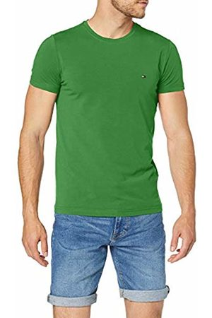 Tommy Hilfiger Men's Stretch Slim Fit Tee Sports Shirt