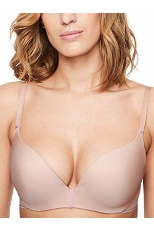 Chantelle Women's Absolute Invisible Push-up Bra, Doré 1n