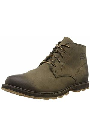sorel Men's Madson Chukka Waterproof Boot, (Major/Cordovan)