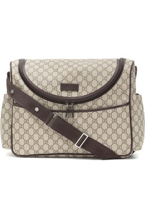 Gucci GG Supreme printed changing bag