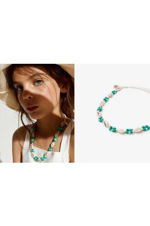 Zara Seashell necklace