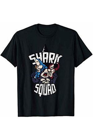 Funny Shark Doo Doo Doo, Cute Muscle Fitness Shirt Shark Squad - Cool Sport Shark Lover TShirt - Gift Men Women T-Shirt