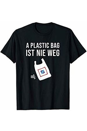 Ban Plastic Bags Co. Plastic Pollution - No plastic bags for shopping T-Shirt