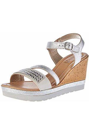 Inblu Women's Evian Ankle Strap Sandals