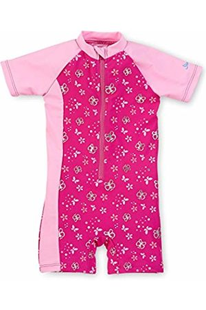 Sterntaler Baby Girls' Mono Acuático Swimsuit