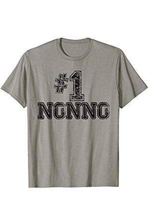 Number One #1 Family Gift Tees #1 Nonno - Number One Sports Father's Day Gift T-Shirt