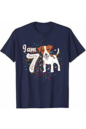 LVGTeam 7th Birthday Jack Russell Terrier t-shirt Dogs Owners Shirt