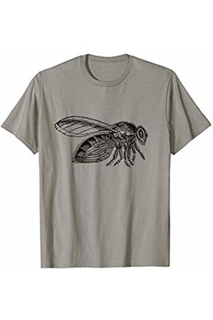 The New Antique Blowfly Insect Print T-Shirt