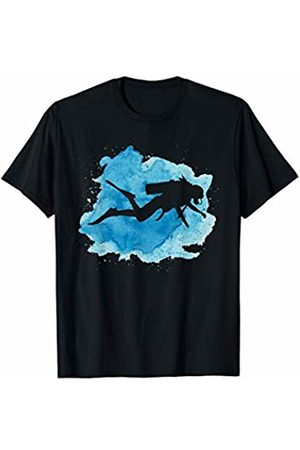 Scuba Diving Shirts Diver Gifts Scuba Diving Shirt Diver Gift Wetsuit Tank Gear Scuba Diver T-Shirt