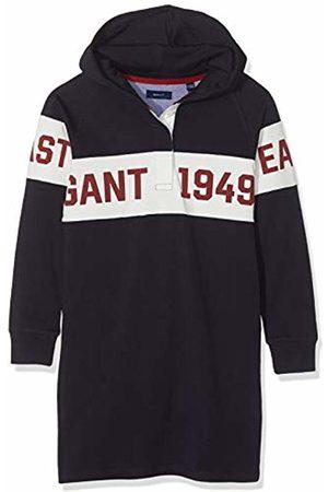 GANT Girl's D1. Chest Stripe Hr Dress (Evening 433)