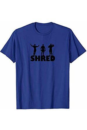 DesTeeNee Shred Shirt - Gym Workout Fitness Fanatic T-Shirt
