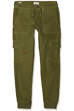 Pepe Jeans Girl's Crush Pg210613 Trouser, (Dark Khaki 785)
