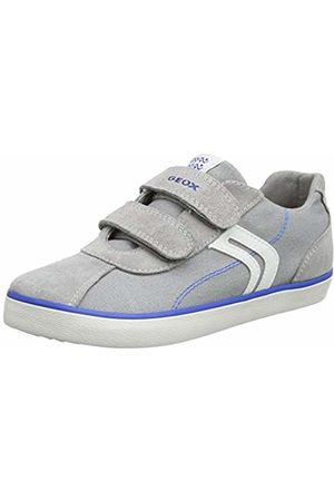 Geox Boys J Kilwi I Low-Top Sneakers, ( /Royal)