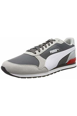Puma Unisex Adult's ST Runner V2 NL Trainers, (Castlerock Rise -High Risk 20)
