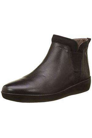 Stonefly Women's Paseo Iv 5 Nappa Chelsea Boots Nero/