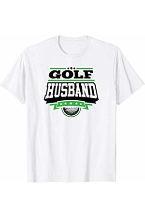 Golf Family Fan Zone Apparel Mens Golf Husband T-Shirt
