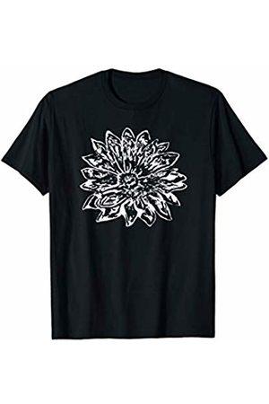 Buy Cool Shirts Lotus Flower Drawing T-Shirt