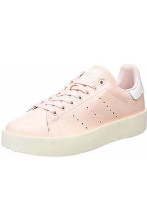 adidas Women's Stan Smith Bold W By2970 Low-Top Sneakers
