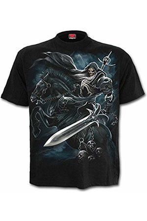 Spiral Direct Spiral - Grim Rider T-Shirt BL