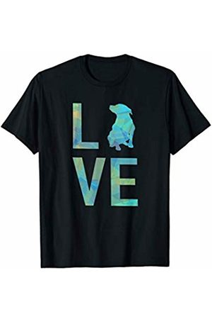 Gift idea for dog owners funny gifts Rottweiler dog sport I Present I T-shirt Rottweiler owner