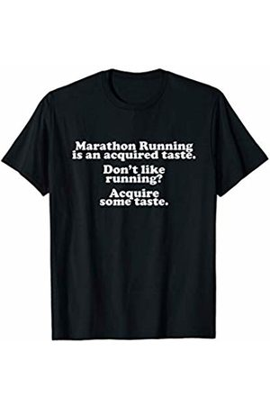 Bowes Fitness Don't Like Running? Acquire Some Taste T-Shirt