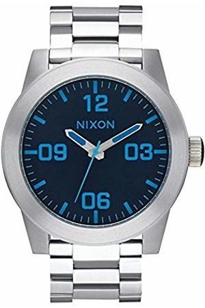 Nixon Mens Analogue Quartz Watch with Stainless Steel Strap A3462219