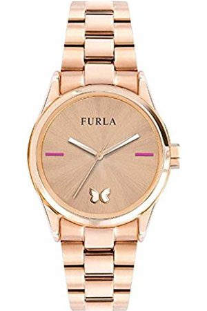Furla Womens Analogue Quartz Watch with Stainless Steel Strap R4253101532