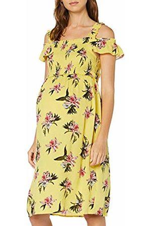 7d9be63575 Dorothy Perkins Women's Crinkle Shirred Bardot Dress - Floral Print .