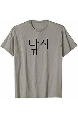 Christian Korean Fishing Angling Club Fishing Angling in Korean Sport T-Shirt