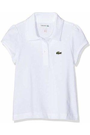 Lacoste Girls' PJ3594 Polo Shirt, ( 001)
