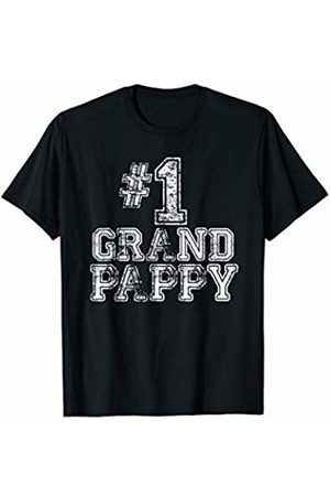 Number One #1 Family Gift Tees #1 GrandPappy - Number One Sports Father's Day Gift T-Shirt