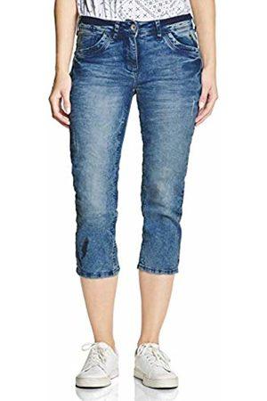 Cecil Women's 372303 Scarlett Straight Jeans