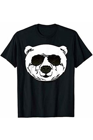 Bear Lovers team Funny cool bear with sunglasses t shirt T-Shirt