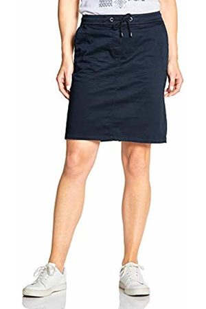Cecil Women's 360426 Skirt, (deep 10128)
