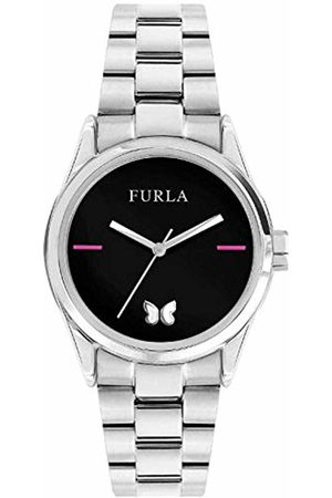 Furla Womens Analogue Quartz Watch with Stainless Steel Strap R4253101530