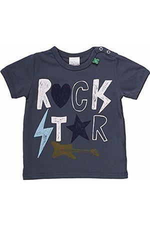 Green Cotton Star Rock S/s T Boy Baby T-Shirt