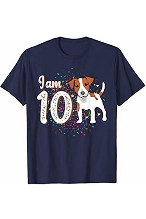 LVGTeam 10th Birthday Jack Russell Terrier t-shirt Dogs Owners Shirt