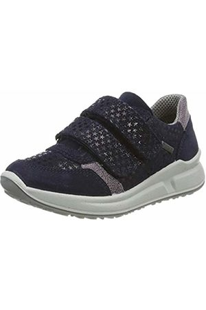 Superfit Girls' Merida Low-Top Sneakers, (( /Lila 80)