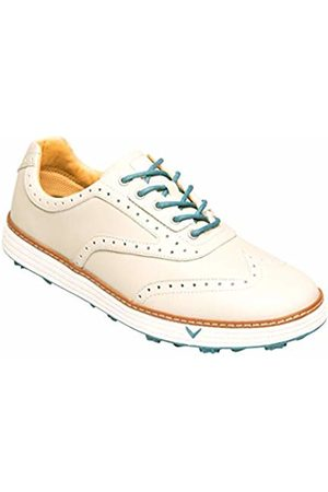 Callaway Men's Del Mar Retro Waterproof Spikeless Golf Shoes, /