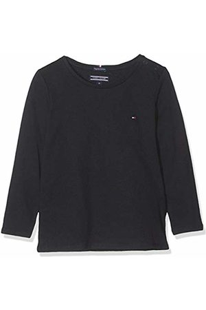 Tommy Hilfiger Girls Basic Cn Knit L/s T-Shirt